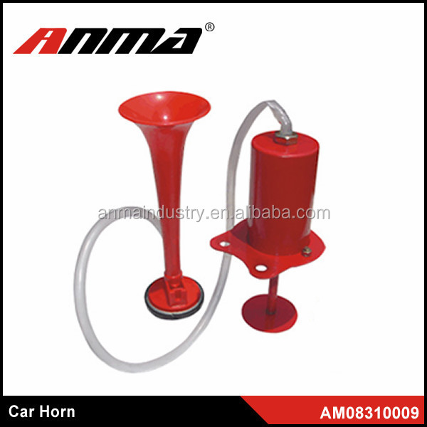 SUPER LOUD Red Car Air Horn