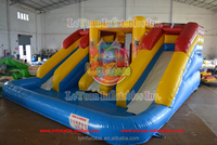Popular Inflatable Bouncer Slides, Inflatable Water Units,Inflatable Bouncer with Pool Factory Price
