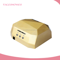Diamond Lamp nails supplies nail making machine Automatic uv germicidal lamp