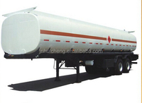 Top brand trailer company, for export safety oil tanker semi trailer