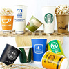 Thick Hot Drink Paper Cup With