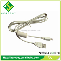 USB charging cable for Canon EOS IXUS IFC-400PCU IFC400PCU A2000,A2100 IS,A610,A620,A630,A640,A650IS,A700,A710 IS,A720 IS G5,G6