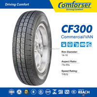 COMFORSER passenger car tire made in china tyre with high quality