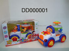 Popular top sell change robot car toy