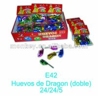safe dragon egg cracker fireworks for children Christmas and New year