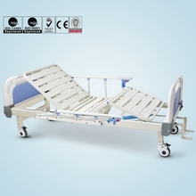 2017 cheap price 2 cranks simple economic manual hospital bed