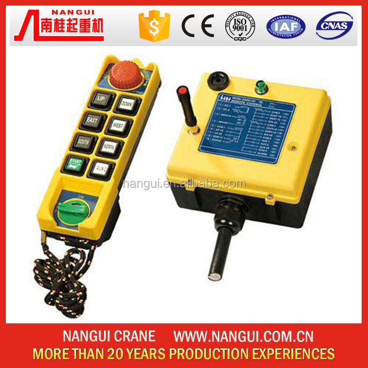 Widely use wireless industrial crane remote control