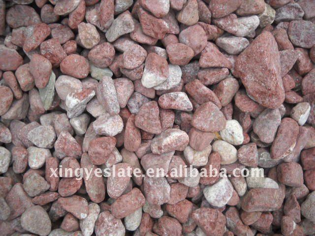 Light Pebbles Paving Stone