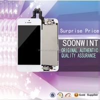 high quality china low price products mobile phone lcd for iphone 5s lcd screen supply in China