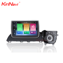 KiriNavi WC-MZ9013 8 core android 6.0 stereo for mazda 3 axela 2013+ car dvd navigation 2003 - 2010 BT gps 3g TV
