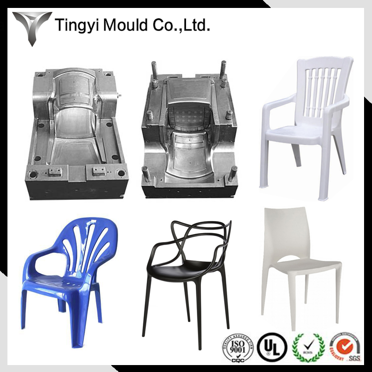 High quality injection plastic chair mould mold