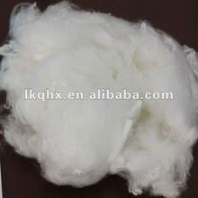 4.5D 102mm raw white bosilun fiber for spinning yarn