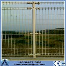 Find Complete Details about Galvanized Pvc Coated Ornamental Double Loop Wire Garden Fence