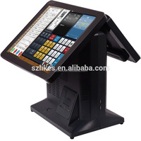15inch all in one epos for POS System and Financial