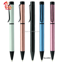 Low MOQ OEM Customized Design Heat Transfer Printing Pen US Doller Pen for Promotional Gift Set