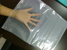 High quality low cost clear plastic air bags for packaging