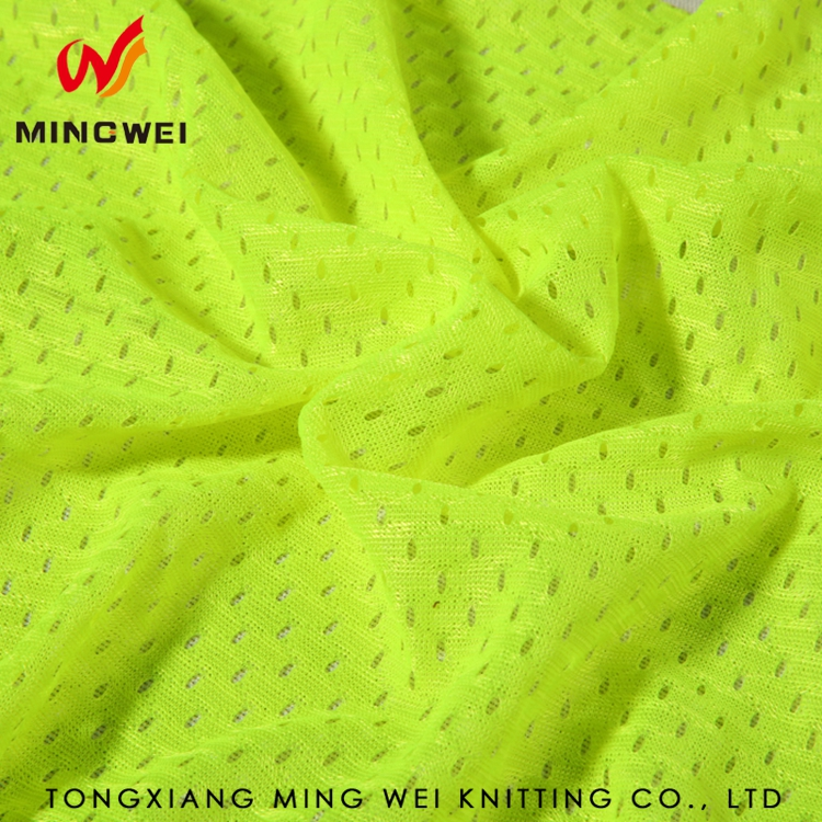 Wholesale Quality Products Polyester Durable Waterproof Mesh Fabric