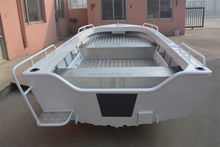 14ft Aluminum Small Runabout Boat