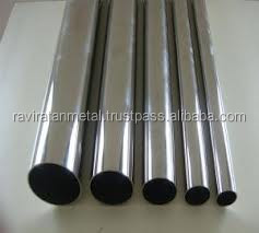 Steel Pipes Mirror Finish 2mm