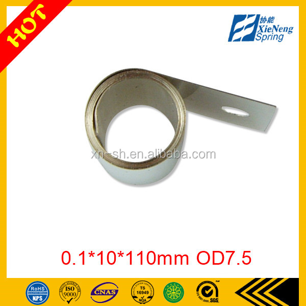 0.1*10*110mm 4 kinds of stainless steel spring small smart toy spring