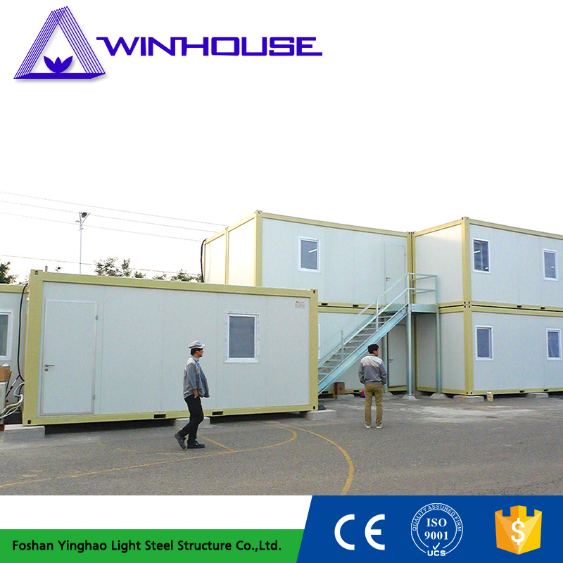 Waterproof and Fireproof Low Cost Prefabricated Barn Homes