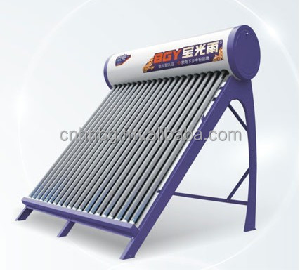 15Tubes solar water heater and solar geyser(Manufacturer)