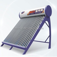 15Tubes Solar Water Heater And Solar