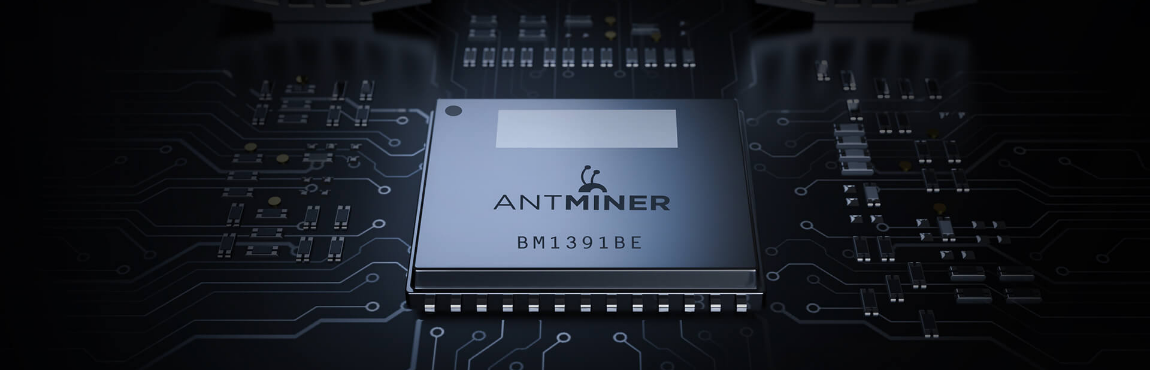 World's First 7nm Chipset 23Th Hash Rate BTC Mining Machine Bitmain Antminer T15