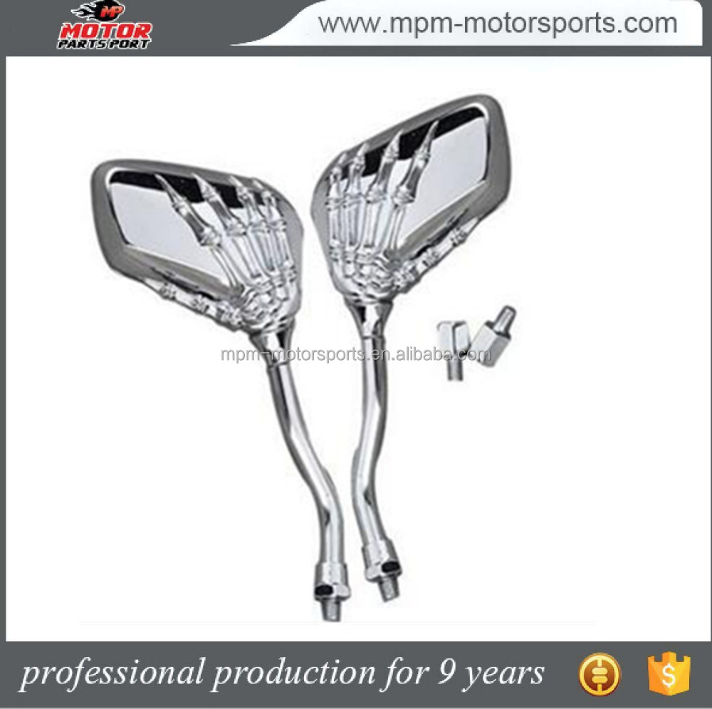 Motorcycle Chrome Side Rear View Mirror for Harley parts