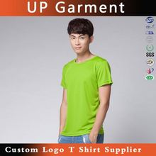 Customized manufactory athletic cool dry fit men t-shirt