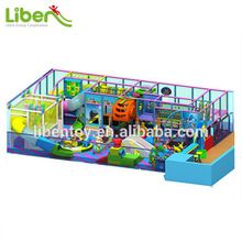 Baby Exciting indoor soft play structure playground equipment of spiral tunnel,Cheap Indoor Games Zone For Kids LE.T5.405.132