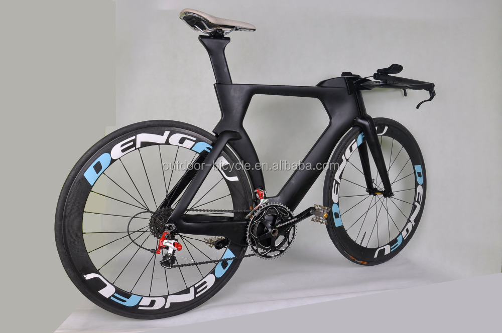 new TT bike coming best quality super light professional triathlon TT bike time trial carbon bicycle 2016 new model