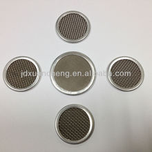 SS302 Stainless Steel Extruder Screen Packs/Filter Screen Packs