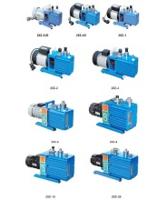 high performance dry rotary vane vacuum pump