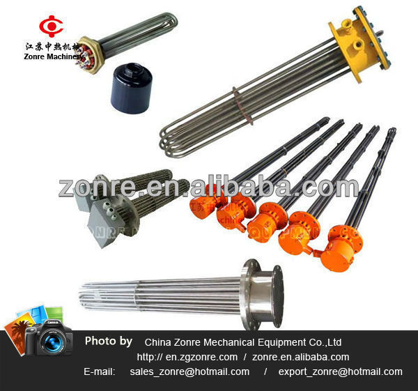 Zonre All Kinds of heating Parts/Oil Tubular Heater