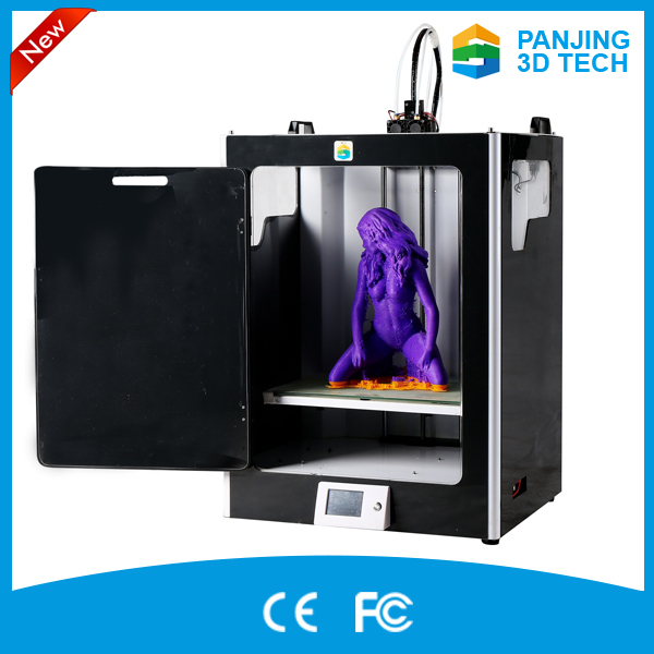 Home use PLA Model PJII-540 3D printer, 3d printer kit, 3D printer for sale large printing object size