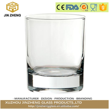 round tumblers 10oz cheap glassware for drinking water