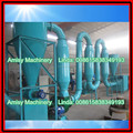 hot airflow wood chips sawdust dryer
