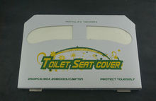 Wholesale flushable fitted tissue paper toilet seat cover for travelling