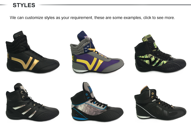 mens wrestling boxing shoe manufacturers in china