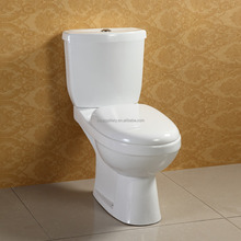 Unique Design Ceramic Two Piece Toilet