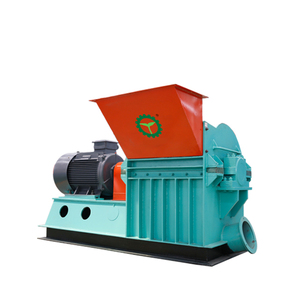 1-2t/h Wood Chips Hammer Mill/Crusher