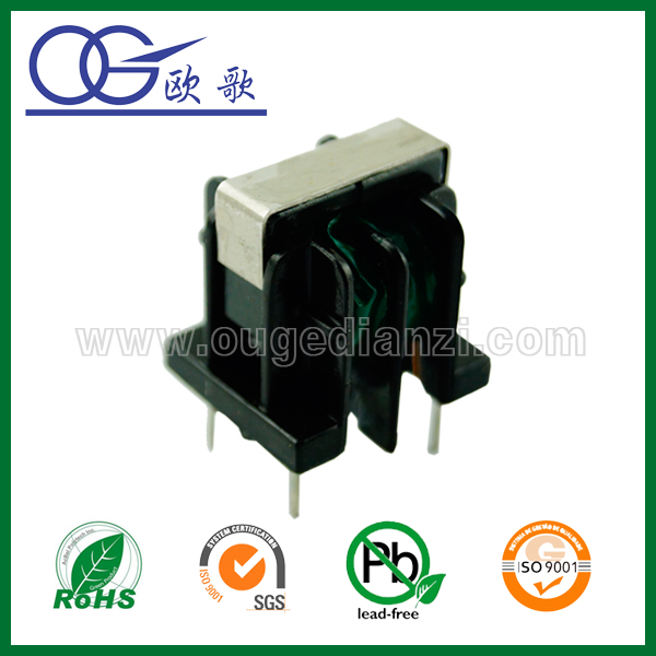 UU line filter transformer 30v with best price and high quality