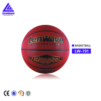 China factory top brand good quality custom logo printed youth match university basketball