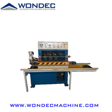 Automatic Horizontal Glass Edge Polishing Sanding Machine