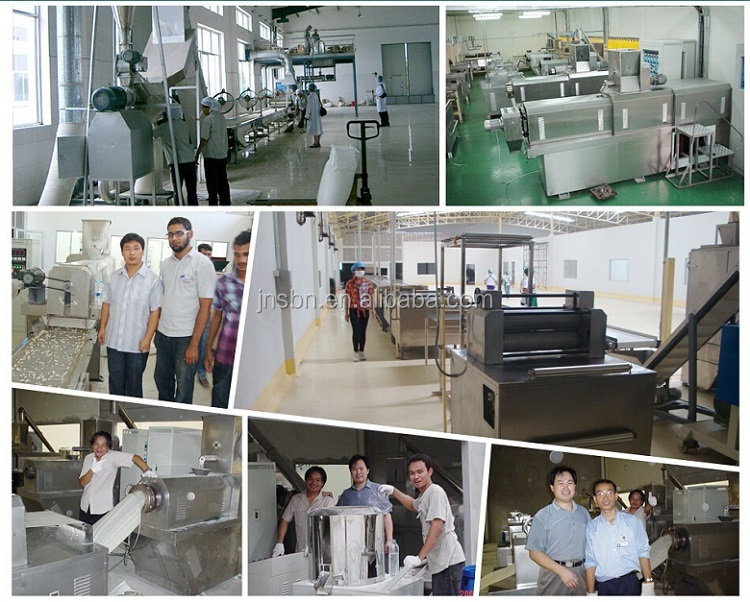Complete Automatic animal feed machinery
