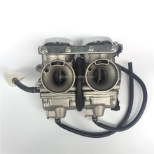 Top quality new condition motorcycle / scooter carburetor CBT125 PD26JS 26mm carb for Honda 125cc twin cylinder fuel system