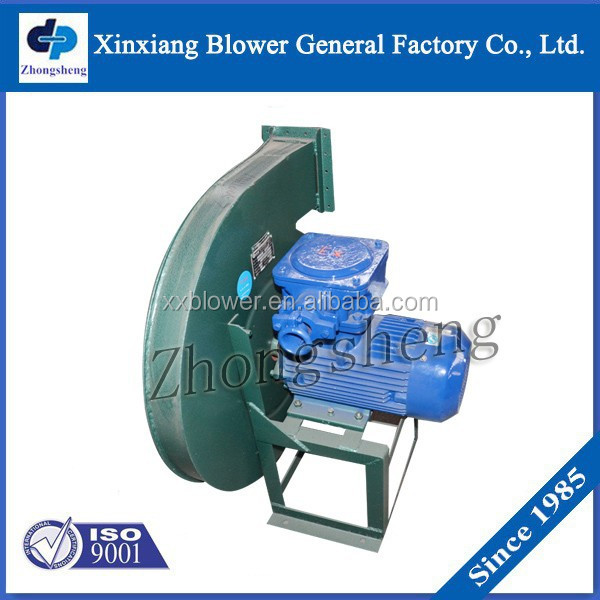 High Pressure Small Type Metal Blower Fan