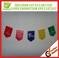 Most Fashionable Pennant Custom Bunting Flag
