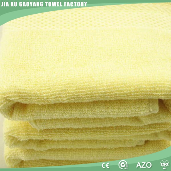 2016 The latest fashion health customized white face towel
